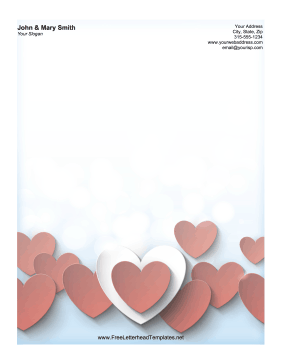 Paper_Valentine_Letterhead Valentine S Day Letterhead Templates on you light up my, menu background, free download, hearts print, event flyer, related free, order form, greeting card, party flyer,