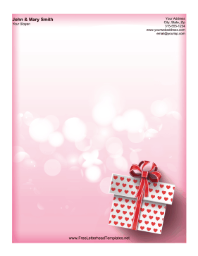 Valentine_Gift_Letterhead Valentine S Day Letterhead Templates on you light up my, menu background, free download, hearts print, event flyer, related free, order form, greeting card, party flyer,